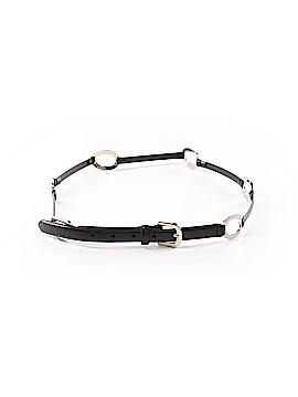 Geoffrey Beene Leather Belt Size L