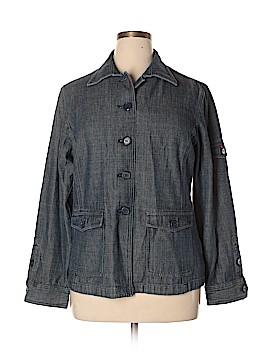 Jones Wear Denim Jacket Size XL