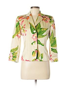 Juliana Collezione Silk Blazer Size 2