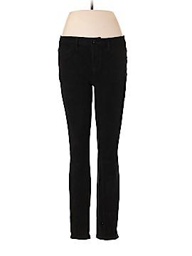 Aqua Faux Leather Pants 28 Waist