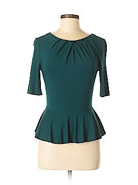 Karen Millen 3/4 Sleeve Top Size 6