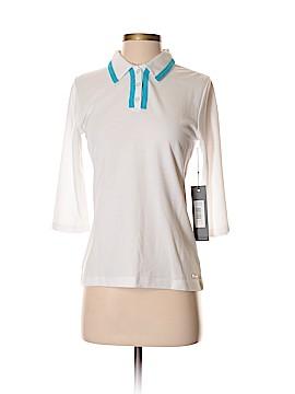 Lija 3/4 Sleeve Polo Size S
