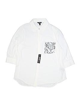 Bogari 3/4 Sleeve Blouse Size M