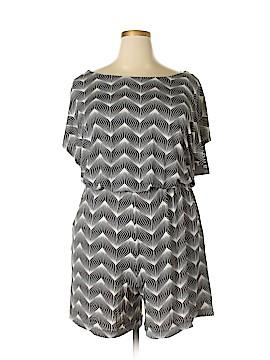 Sangria Casual Dress Size 14 (Plus)