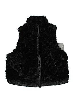 Forever 21 Faux Fur Vest Size 3X (Plus)