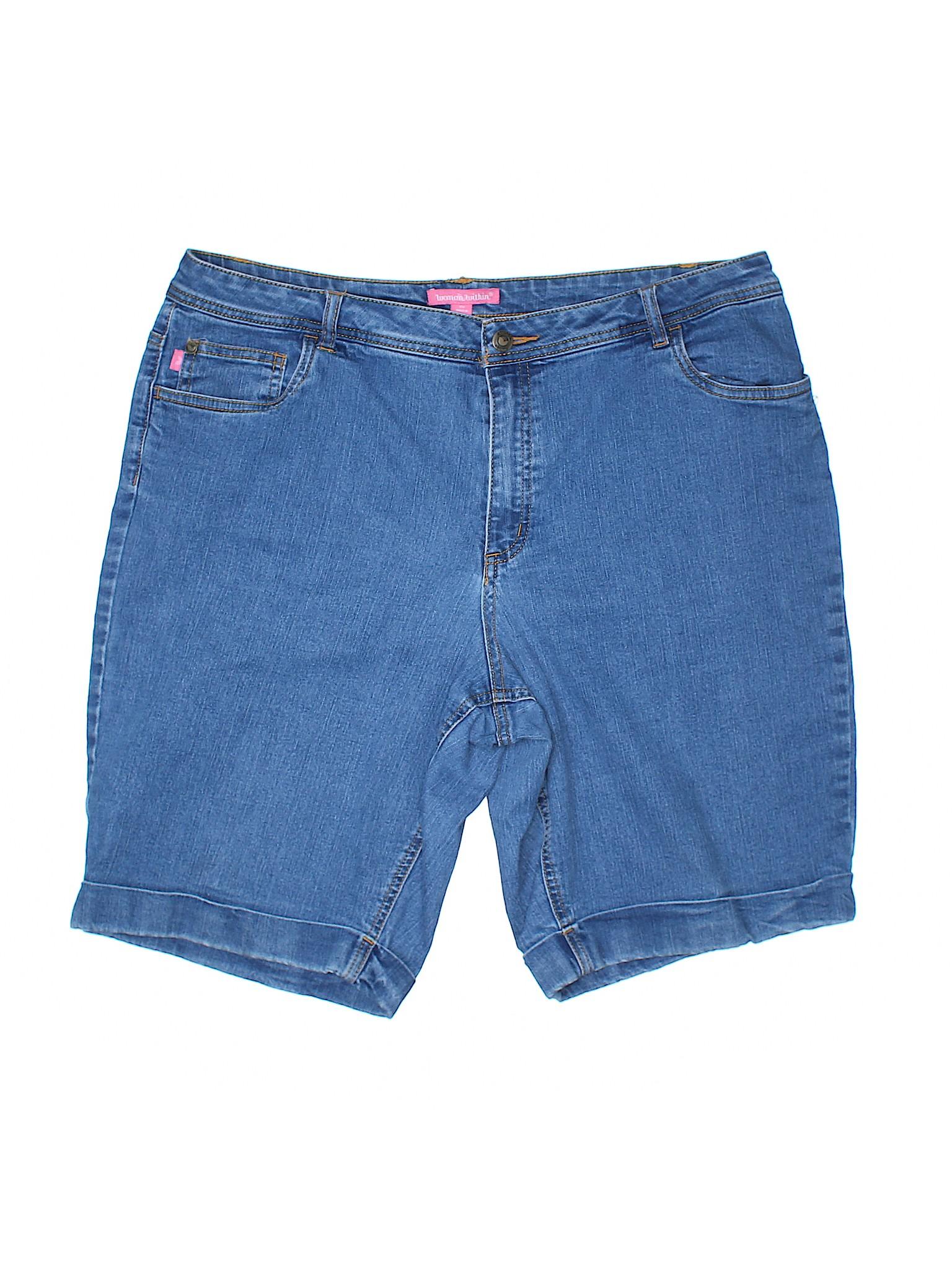 Boutique Denim Woman Shorts Woman Boutique Within Denim Within Shorts Boutique Woman xztqwWTf