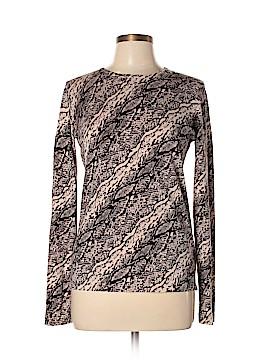 Jones New York Silk Pullover Sweater Size L
