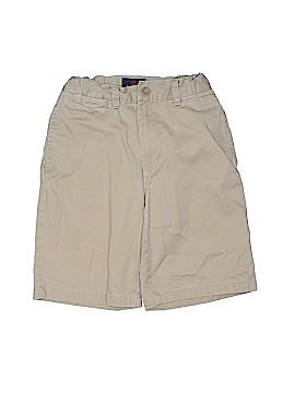 Class Club Khaki Shorts Size 8