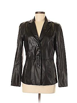 Siena Studio Leather Jacket Size 4
