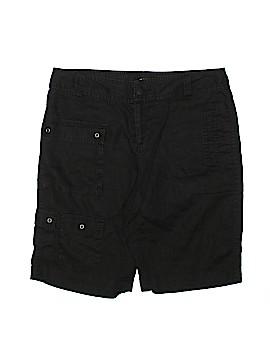 Zoe D. Khaki Shorts Size 10