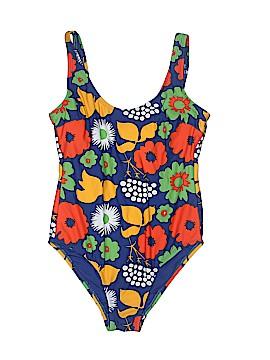 Marimekko One Piece Swimsuit Size M
