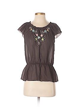 Nicola Short Sleeve Blouse Size M