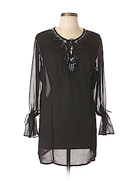 Venezia Long Sleeve Blouse Size L (Plus)