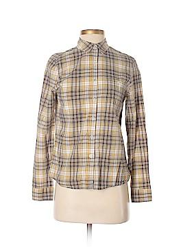 Lark & Wolff Long Sleeve Button-Down Shirt Size M