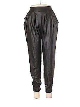 Cemi Ceri Faux Leather Pants Size 4