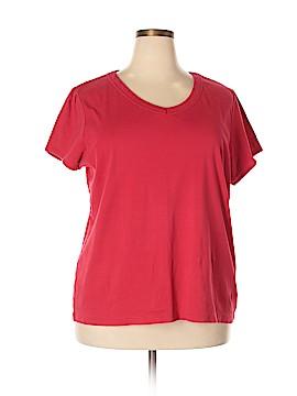 Basix Short Sleeve T-Shirt Size 22 (Plus)