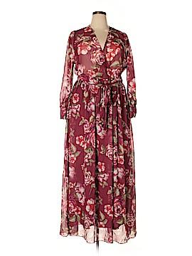 Xtaren Casual Dress Size 1X (Plus)