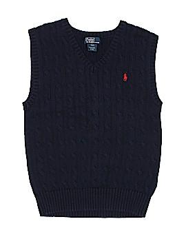 Polo by Ralph Lauren Sweater Vest Size 8
