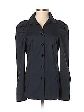 Miu Miu Long Sleeve Button-Down Shirt Size 38 (IT)