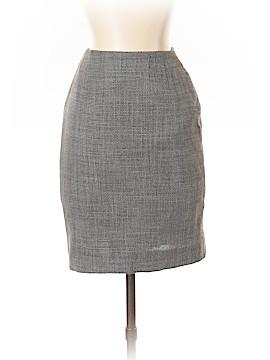 Linda Allard Ellen Tracy Wool Skirt Size 0 (Petite)