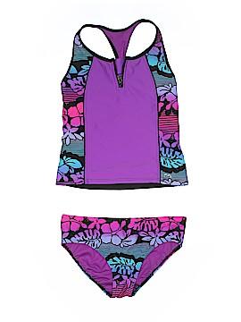 ZeroXposur Two Piece Swimsuit Size 12