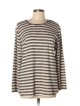 Northcrest Long Sleeve Top Size XL
