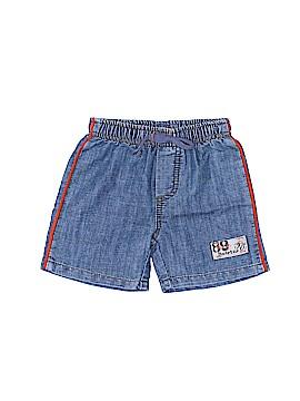 Naartjie Kids Denim Shorts Size 6-12 mo