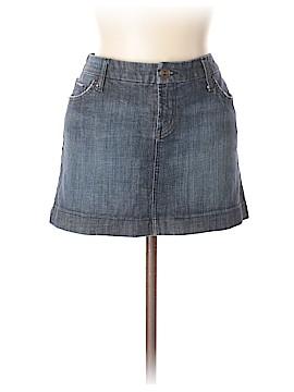 !It Jeans Denim Skirt 31 Waist