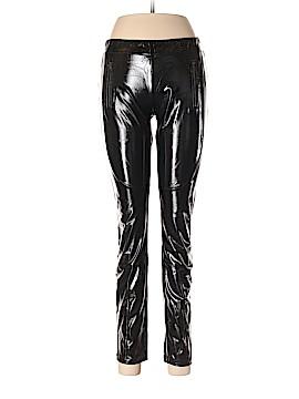 Bebe Faux Leather Pants Size M