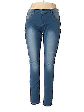 Elvi Jeans Size 18 (Plus)