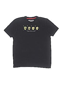 Ferrari Short Sleeve T-Shirt Size 11 - 12