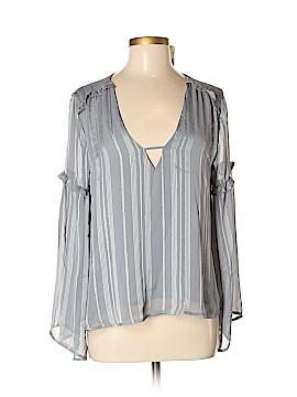 Lush Long Sleeve Blouse Size M