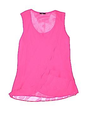 Milano Sleeveless Blouse Size M