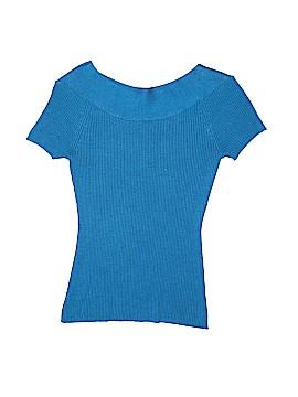 Tiara international Short Sleeve Top Size L