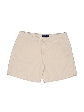 Bandolino Khaki Shorts Size 4