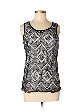 U-Knit Sleeveless Blouse Size M