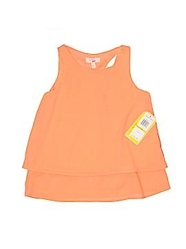 GB Girls Sleeveless Blouse Size M (Kids)