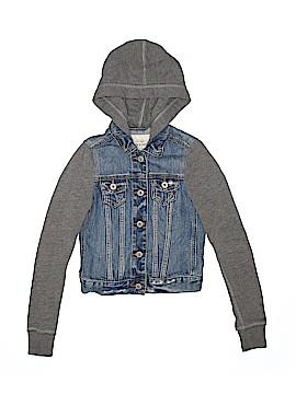 Abercrombie Denim Jacket Size S (Youth)