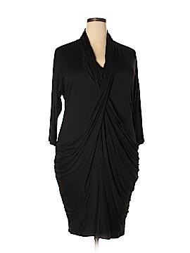 Byron Byron Lars Casual Dress Size 1X (Plus)