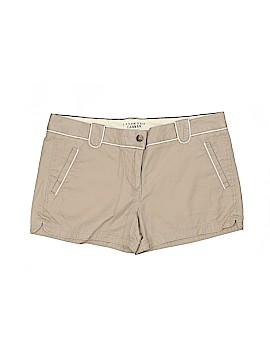 Lands' End Canvas Khaki Shorts Size 10
