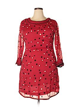 Almatrichi Casual Dress Size 46 (Plus)