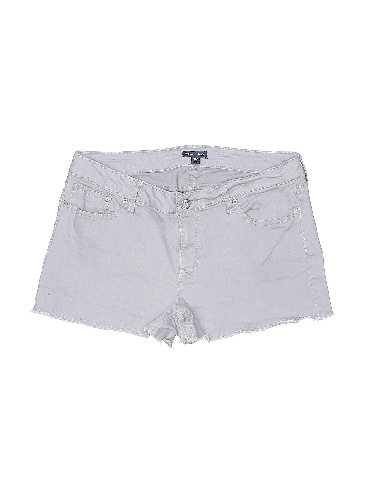 Boutique Boutique leisure Gap Gap leisure Shorts Denim 1Fqzxpw