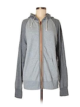 Weatherproof Zip Up Hoodie Size M
