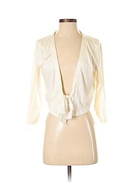Lynn Ritchie Silk Cardigan Size M