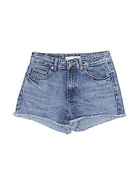 Topshop Denim Shorts 28 Waist