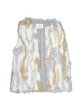 Tara Collection Faux Fur Vest Size 7 - 8