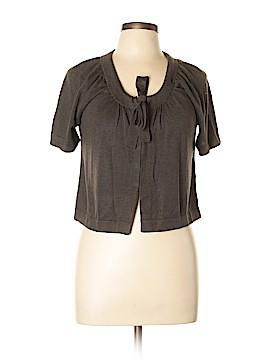 Boden Silk Cardigan Size 12