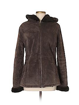 SONOMA life + style Leather Jacket Size M