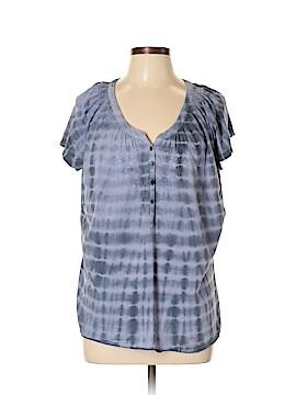 Bandolino Short Sleeve Blouse Size L