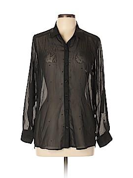 Kirra Long Sleeve Blouse Size L